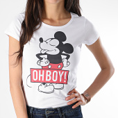 /achat-t-shirts/mickey-mouse-tee-shirt-femme-oh-boy-blanc-179026.html