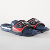 /achat-claquettes-sandales/psg-claquettes-554960-63-bleu-marine-179004.html