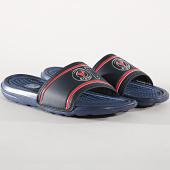 /achat-claquettes-sandales/psg-claquettes-justine-657420-64-bleu-marine-179064.html