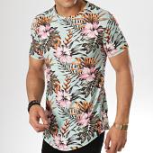 /achat-t-shirts-longs-oversize/uniplay-tee-shirt-oversize-kxt-26-bleu-clair-floral-178968.html