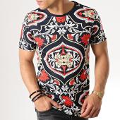 /achat-t-shirts/uniplay-tee-shirt-t599-noir-floral-179017.html
