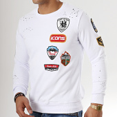 /achat-sweats-col-rond-crewneck/uniplay-sweat-crewneck-patchs-brodes-08-blanc-179056.html