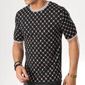 /achat-t-shirts/berry-denim-tee-shirt-jb18080-noir-blanc-179309.html