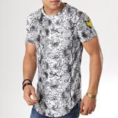 /achat-t-shirts-longs-oversize/berry-denim-tee-shirt-oversize-t5216-blanc-noir-serpent-179318.html