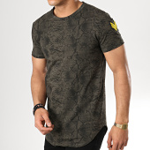 /achat-t-shirts-longs-oversize/berry-denim-tee-shirt-oversize-t5216-vert-kaki-serpent-179319.html