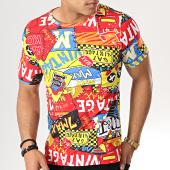 /achat-t-shirts/berry-denim-tee-shirt-jak-129-rouge-jaune-179321.html