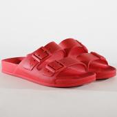 /achat-claquettes-sandales/cacatoes-sandales-rio-de-janeiro-rouge-179358.html