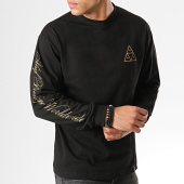 /achat-t-shirts-manches-longues/huf-tee-shirt-manches-longues-prestige-triple-triangle-noir-179340.html