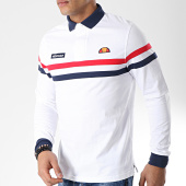 /achat-polos-manches-longues/ellesse-polo-manches-longues-stevo-shb07731-blanc-179487.html