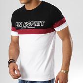 /achat-t-shirts/heuss-lenfoire-tee-shirt-tape-tricolore-noir-blanc-bordeaux-179429.html