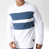 /achat-sweats-col-rond-crewneck/only-and-sons-sweat-crewneck-nester-blanc-bleu-marine-179411.html