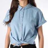 /achat-chemises-manches-courtes/only-chemise-manches-courtes-femme-milen-bleu-clair-179396.html