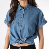 /achat-chemises-manches-courtes/only-chemise-manches-courtes-femme-milen-bleu-clair-179397.html