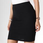 /achat-jupes/only-jupe-femme-ava-tube-noir-179399.html