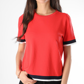 /achat-t-shirts/only-tee-shirt-femme-nola-rouge-179423.html