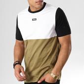 /achat-t-shirts/wrung-tee-shirt-blocks-vert-kaki-blanc-noir-179393.html