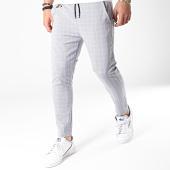 /achat-pantalons-carreaux/classic-series-pantalon-a-carreaux-91412-gris-clair-179667.html