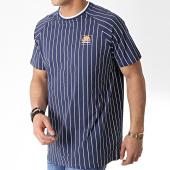 /achat-t-shirts/ellesse-tee-shirt-stripes-1031n-bleu-marine-179577.html