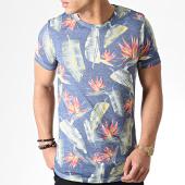 /achat-t-shirts/jack-and-jones-tee-shirt-vole-bleu-marine-floral-179588.html