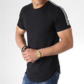 /achat-t-shirts-longs-oversize/lbo-tee-shirt-oversize-avec-bandes-noir-et-blanc-712-noir-179758.html