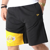 /achat-shorts-jogging/new-era-short-jogging-colour-block-los-angeles-lakers-11935261-noir-jaune-179655.html
