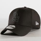 /achat-casquettes-de-baseball/new-era-casquette-los-angeles-dodgers-ripstop-11941636-noir-179693.html