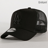 /achat-trucker/new-era-casquette-trucker-enfant-league-essential-940-los-angeles-dodgers-11942062-noir-179713.html
