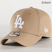 /achat-casquettes-de-baseball/new-era-casquette-enfant-league-essential-los-angeles-dodgers-11942074-beige-179718.html