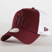 /achat-trucker/new-era-casquette-trucker-femme-new-york-yankees-essential-11945546-bordeaux-179739.html