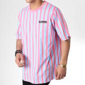 /achat-t-shirts/ellesse-tee-shirt-coral-shb06829-rose-bleu-clair-179830.html