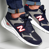 /achat-baskets-basses/new-balance-baskets-x90-724121-60-navy-red-179845.html