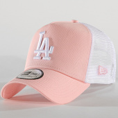 /achat-trucker/new-era-casquette-trucker-essential-a-frame-los-angeles-dodgers-11945647-rose-blanc-179793.html