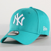 /achat-casquettes-de-baseball/new-era-casquette-league-essential-940-new-york-yankees-11945652-turquoise-179798.html