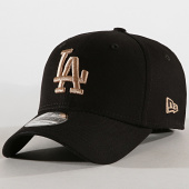 /achat-fitted/new-era-casquette-fitted-league-essential-los-angeles-dodgers-11945664-noir-179805.html