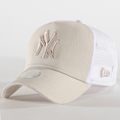 /achat-trucker/new-era-casquette-trucker-femme-new-york-yankees-essential-11946173-beige-179811.html