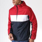 /achat-coupe-vent/brave-soul-coupe-vent-massena-bleu-marine-rouge-blanc-180079.html