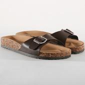 /achat-claquettes-sandales/classic-series-claquettes-b607900-marron-179956.html