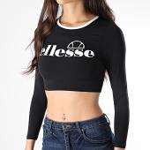 /achat-t-shirts-manches-longues/ellesse-tee-shirt-manches-longues-crop-femme-caluya-sgb06859-noir-179915.html