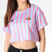 /achat-t-shirts/ellesse-tee-shirt-crop-femme-naga-sgb06850-rose-bleu-clair-179916.html