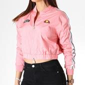 /achat-vestes/ellesse-veste-zippee-crop-a-bandes-femme-spitfire-sgb06840-rose-179921.html