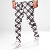 /achat-pantalons-carreaux/mtx-pantalon-a-carreaux-tm0125-noir-blanc-180065.html