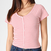 /achat-t-shirts/only-tee-shirt-femme-crop-cami-blanc-rouge-180050.html