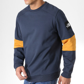 /achat-sweats-col-rond-crewneck/the-north-face-sweat-crewneck-fine-3bny-bleu-marine-179933.html