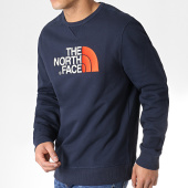 /achat-sweats-col-rond-crewneck/the-north-face-sweat-crewneck-peak-2zwr-bleu-marine-179942.html
