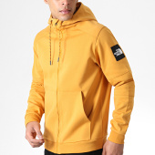 /achat-sweats-zippes-capuche/the-north-face-sweat-zippe-capuche-fine-3bpg-jaune-moutarde-179959.html