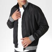 /achat-vestes/brave-soul-veste-zippee-calaghan-noir-180085.html