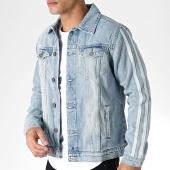 /achat-vestes-jean/brave-soul-veste-jean-avec-bandes-orleans-bleu-wash-180143.html