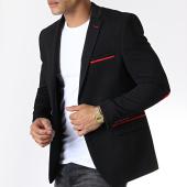 /achat-blazers/classic-series-veste-blazer-sd205-noir-180255.html