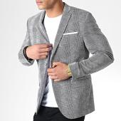 /achat-blazers/classic-series-veste-blazer-a-carreaux-sdp001-gris-180259.html
