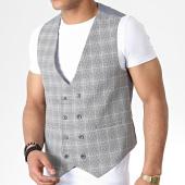 /achat-cardigans-gilets/classic-series-gilet-a-carreaux-28010-gris-180272.html